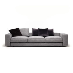 Sinfonia | 3-Seater Sofa | Sofás | Mussi Italy