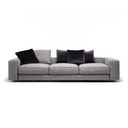Sinfonia | 3-Seater Sofa | Canapés | Mussi Italy