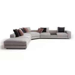 Sinfonia | Modular Sofa | Canapés | Mussi Italy