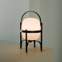 Cestita Alubat | Table Lamp | Luminaires de table | Santa & Cole