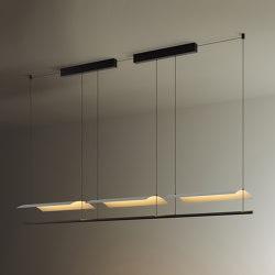 Sistema Lámina 45 | Pendant Lamp | Suspended lights | Santa & Cole