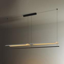 Sistema Lámina 85 | Pendant Lamp | Suspended lights | Santa & Cole