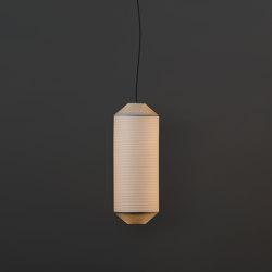 Tekiò Vertical | Pendant Lamp | Lámparas de suspensión | Santa & Cole