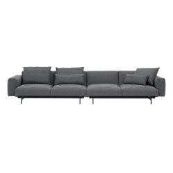 In Situ Modular Sofa  | 4-Seater Configuration 1 | Sofas | Muuto