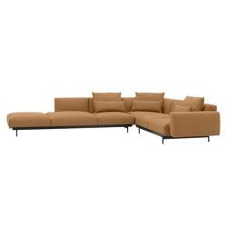 In Situ Modular Sofa  | Corner Configuration 6 | Divani | Muuto