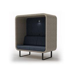 Cabin | Sofa 2-seater | Sofas | Conceptual