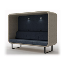 Cabin | Sofa 3-seater | Canapés | Conceptual