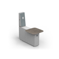 Elements | Connect Square Table | Mesas auxiliares | Conceptual