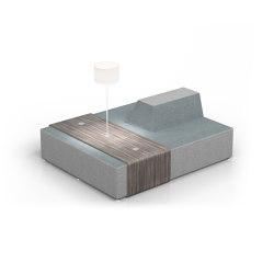 Elements   Sofa Table Twin low   Canapés   Conceptual