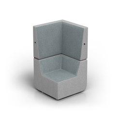 Elements | Square Corner | Sessel | Conceptual