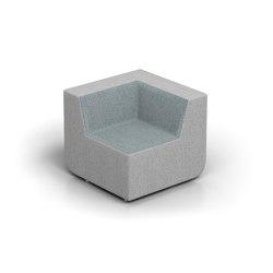 Elements   Square Corner   Sessel   Conceptual