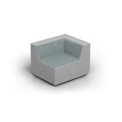 Elements   Square Left-end   Poltrone   Conceptual