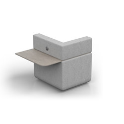 Elements | Square Left-end top mid | Side tables | Conceptual
