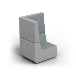 Elements | Square Right-end | Sillones | Conceptual