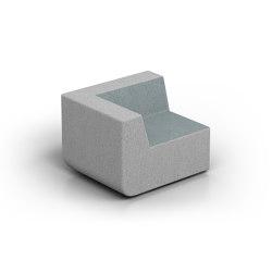 Elements | Square Right-end | Sessel | Conceptual