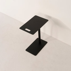 Laptop Tables | Steel Laptop Table Square | Tavoli contract | Conceptual