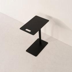 Laptop Tables | Steel Laptop Table Square | Tables collectivités | Conceptual