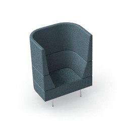 S-tudio | 1-seater | Armchairs | Conceptual