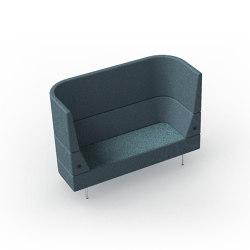 S-tudio | 2-seater | Sofas | Conceptual
