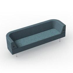 S-tudio | 3-seater | Sofas | Conceptual