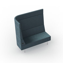 S-tudio | Left-seater 2 | Sofas | Conceptual