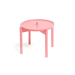 Ogis Pastel Coral | Side tables | Aggy