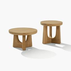 Nara | Side tables | Poliform