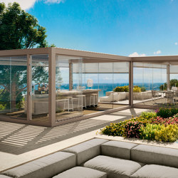 Glass Series | Pergolas | Pratic