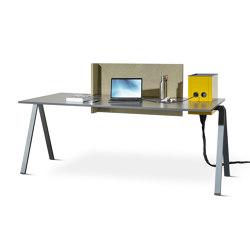yuno office | Tavoli contract | Wiesner-Hager