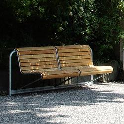 Portami | Benches | BURRI