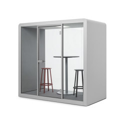 Space 2 | Vertical Chair | Office Pods | Silen