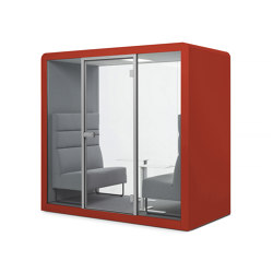 Space 2 | Hot Pepper | Office Pods | Silen