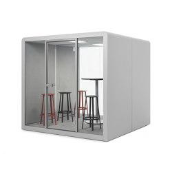 Space 4 | Vertical chair | Office Pods | Silen