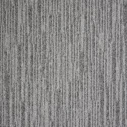 Carpet Drift - Acoustic Option | Silver Mist Stripe | Carpet tiles | Amtico