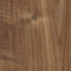 Cirro Woods - PVC-free | Classic Walnut | Synthetic panels | Amtico