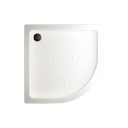 Arabesque Curve Shower tray | Shower trays | Devon&Devon