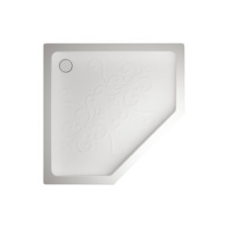 Arabesque Penta Shower tray | Shower trays | Devon&Devon