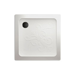 Arabesque Square Shower tray | Shower trays | Devon&Devon