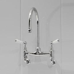 Heritage Kitchen sink mixer   Kitchen taps   Devon&Devon