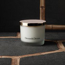 Home Boutique | Candle 180 gr Rose Musk | Candlesticks / Candleholder | Devon&Devon
