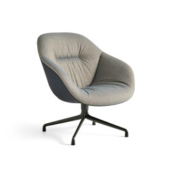 About A Lounge Chair AAL81 Soft Duo | Armchairs | HAY