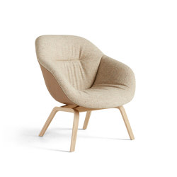 About A Lounge Chair AAL83 Soft Duo | Armchairs | HAY