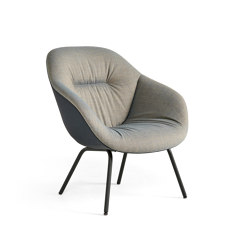 About A Lounge Chair AAL87 Soft Duo | Armchairs | HAY
