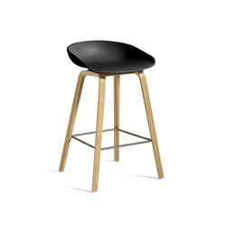 About A Stool AAS32 ECO Low | Barhocker | HAY