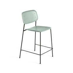 Soft Edge 10 Bar Stool | Bar stools | HAY
