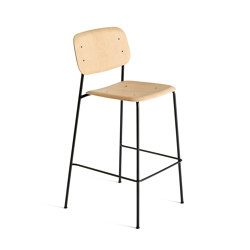 Soft Edge 10 Bar Stool | Barhocker | HAY