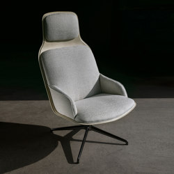 Assemblage Lounge Chair | Armchairs | La manufacture