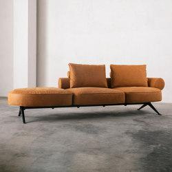 Sofa Luizet | Canapés | La manufacture