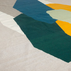 Playtime | Rock Paper Scissors Rug | Rugs | La manufacture