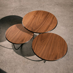 Trio Coffee Table | Couchtische | La manufacture